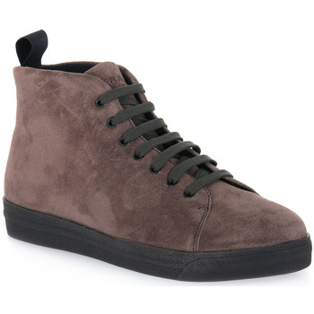 Chaussures Homme Boots Frau SUEDE LAB Blu