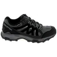 Chaussures Randonnée Salomon Effect GTX Noir Gris Noir