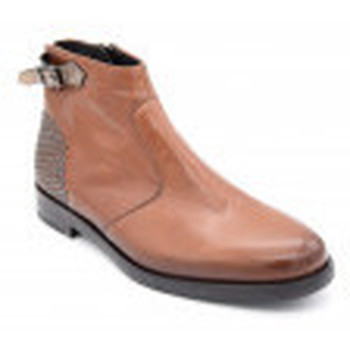Chaussures Femme Boots Triver Flight 411-10b Marron