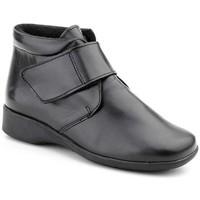 Chaussures Femme Boots Morxiva Shoes  Noir