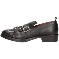 Chaussures Femme Mocassins Le Bohemien K71-1 mocassin Femme Noir Noir