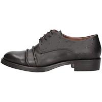 Chaussures Femme Derbies Le Bohemien K5-1 Francesina Femme Noir Noir