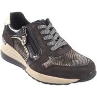 Chaussures Femme Baskets basses Amarpies Chaussure femme  18700 arrière marron Marron