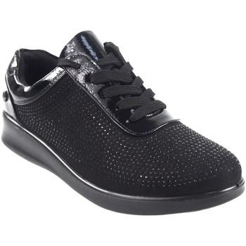 Chaussures Femme Baskets basses Amarpies Chaussure    AST noir Noir
