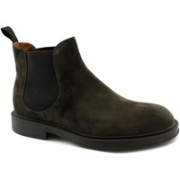 Chaussures Homme Boots Frau FRA-I20-73A3-PE Marrone