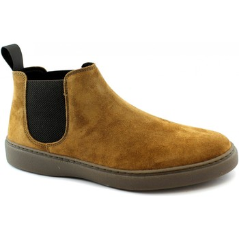 Chaussures Homme Boots Frau FRA-I20-19A6-MA Marrone
