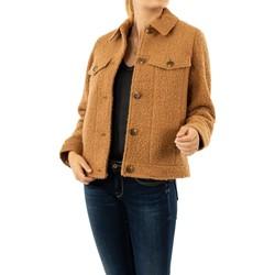 Vêtements Femme Blousons Vero Moda cozy sofie tobacco brown beige