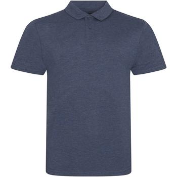 Vêtements Homme Polos manches courtes Awdis JP001 Bleu marine