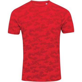 Vêtements Homme T-shirts & Polos Awdis JT034 Rouge