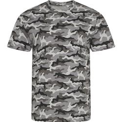 Vêtements Homme T-shirts & Polos Awdis JT034 Gris