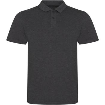 Vêtements Homme T-shirts & Polos Awdis JP001 Charbon