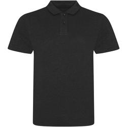 Vêtements Homme T-shirts & Polos Awdis JP001 Noir chiné