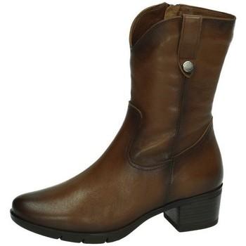 Chaussures Femme Bottines Paula Urban  Marron