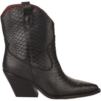 Chaussures Femme Bottines Bronx Boots femme -  - Noir - 36 NOIR