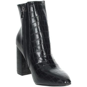 Chaussures Femme Boots Pregunta PFC9144 Noir