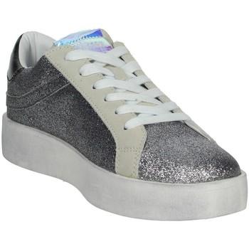 Chaussures Femme Baskets basses Shop Art SA0300 Argent