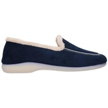 Chaussures Femme Chaussons Norteñas 4-320 Mujer Azul marino bleu