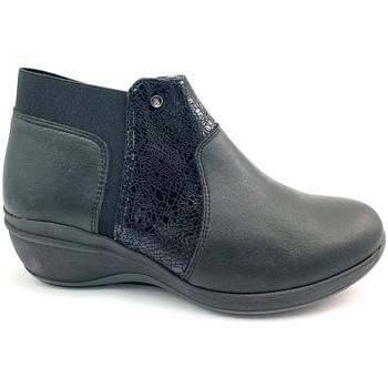 Chaussures Femme Bottines Arcopedico RAIRA PIEL NEGRA Botín