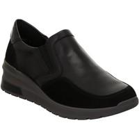Chaussures Femme Mocassins Ara Neapel Tron Hs Noir
