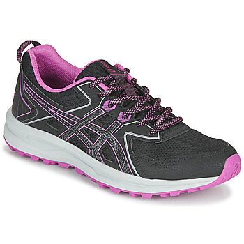 Chaussures Femme Running / trail Asics TRAIL SCOUT Noir / Rose