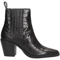 Chaussures Femme Bottines Steve Madden SMSGENIVA-BLK NOIR