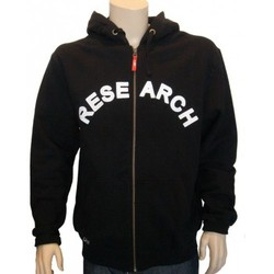 Vêtements Homme Vestes Lrg Hoody zippé - Essence - Black