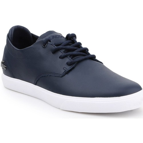 Chaussures Homme Baskets basses Lacoste Esparre BL 1 CMA 7-37CMA0095092 granatowy