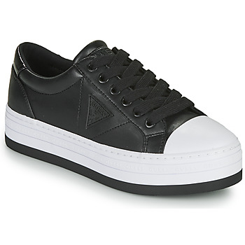 Chaussures Femme Baskets basses Guess BRODEY3 Noir
