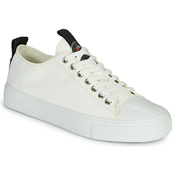 Chaussures Femme Baskets basses Guess EDERLA Blanc
