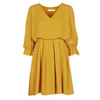 Vêtements Femme Robes courtes Naf Naf  Jaune