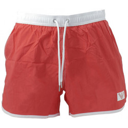 Vêtements Homme Maillots / Shorts de bain Ea7 Emporio Armani Short EA7 Emporio Rouge