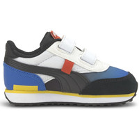 Chaussures Enfant Baskets basses Puma Future rider space v inf Bleu