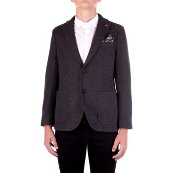 Vêtements Homme Vestes / Blazers Manuel Ritz 2932G2038M-203691 Noir