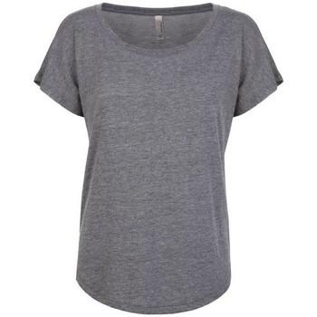 Vêtements Femme T-shirts manches courtes Next Level NX6760 Gris foncé
