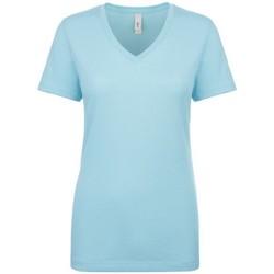 Vêtements Femme T-shirts manches courtes Next Level NX1540 Bleu turquoise