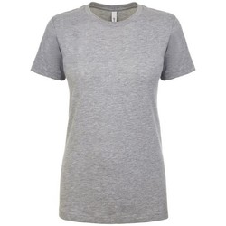 Vêtements Femme T-shirts manches courtes Next Level NX1510 Gris