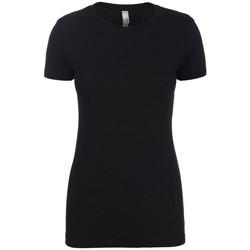 Vêtements Femme T-shirts manches courtes Next Level NX6610 Noir