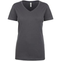 Vêtements Femme T-shirts manches courtes Next Level NX1540 Gris foncé