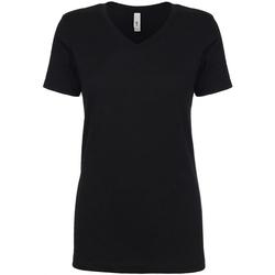 Vêtements Femme T-shirts manches courtes Next Level NX1540 Noir