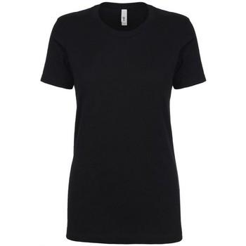 Vêtements Femme T-shirts manches courtes Next Level NX1510 Noir