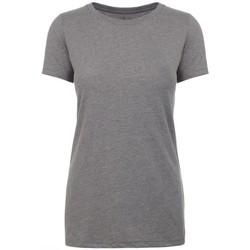 Vêtements Femme T-shirts manches courtes Next Level NX6610 Gris foncé