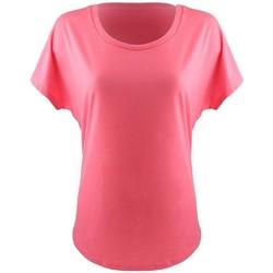 Vêtements Femme T-shirts manches courtes Next Level NX1560 Rose foncé