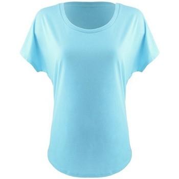 Vêtements Femme T-shirts manches courtes Next Level NX1560 Bleu turquoise