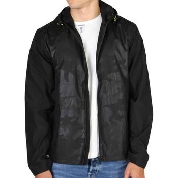 Vêtements Homme Coupes vent Hackett HM402268-999 Noir