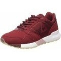 Chaussures Femme Baskets basses Le Coq Sportif Omega Ruby rouge
