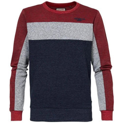 Vêtements Homme Pulls Petrol Industries SWR374 3061 FIRE RED Bleu marine