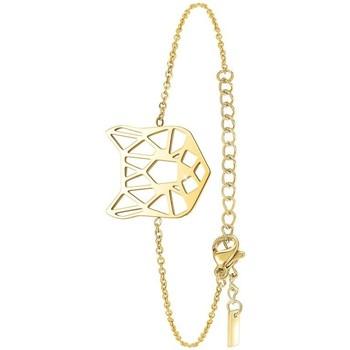 Montres & Bijoux Femme Bracelets Sc Crystal B2239-DORE Doré