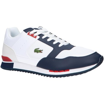 Chaussures Homme Multisport Lacoste 40SMA0025 - PARTNER PISTE Blanco