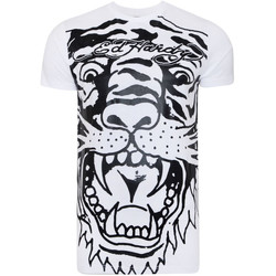 Vêtements T-shirts & Polos Ed Hardy Big-tiger t-shirt Blanc