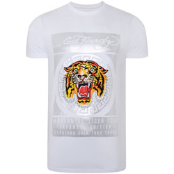 Vêtements T-shirts & Polos Ed Hardy Tile-roar t-shirt Blanc